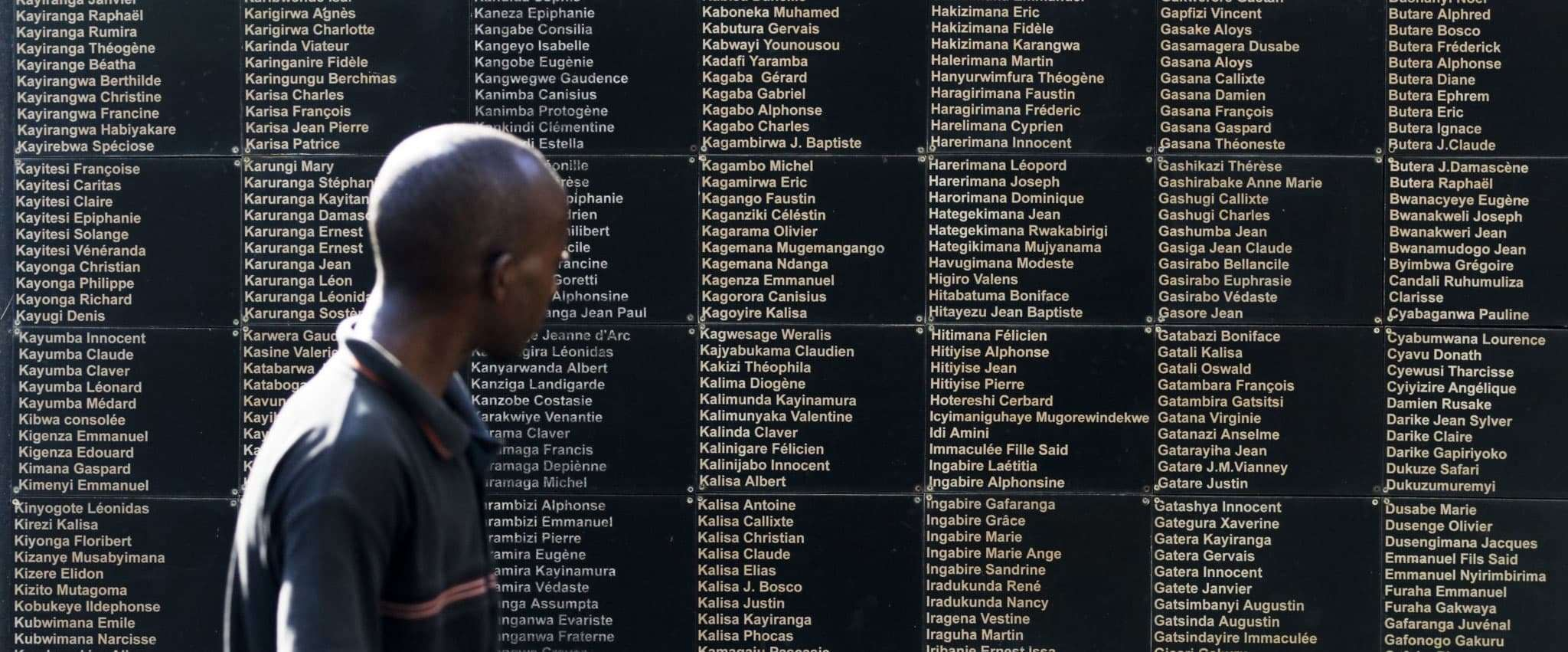 Victims of the 1994 genocide - Rwanda